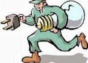 Electricista  matriculado: instal.- repar.  (3515484646)  en ciudad de córdoba  (fijo: 0351-4077022