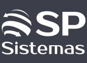 Sp sistemas - diseño y desarrollo de paginas web