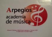Escuela de musica clases de violín piano guitarra violonchello
