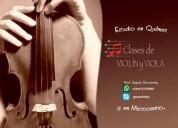 Clases de violín en quilmes y microcentro!!!