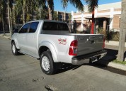 Toyota hilux cabina doble.  impecable!!!!