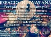 Terapeuta holístico integral