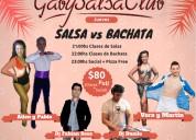 Academia gaby salsa club en lanus