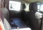Vendo pick up nissan 4x2- xe 2007 (excelente estado) doble cabina 2,8 tdi