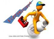 Electricista de obra al instante