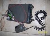 Radio banda ciudadana general electric reformada 80 canales