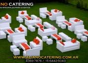 Ambientacion para eventos alquiler de living 1564425043 alquiler de puf alquiler mobiliario livings