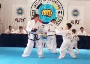 Taekwondo kids itf villa urquiza niÑos y niÑas de 4 a 8aÑos