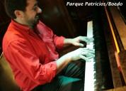 Piano, teclados, música, clases
