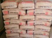 Vendo cemento loma negra $75 la bolsa por 50 kilos