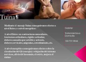 Digitopuntura + terapias complementarias