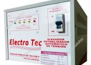 Elevador de tensión para hornos eléctricos 011-48492747