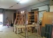 Local garage taller, carpinteros, etc..dueÑo sobre ruta ,centro funes