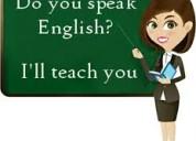 Profesora de ingles, clases de ingles para estudiantes villa del parque la paternal