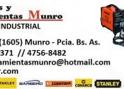 Ferreteria industrial maquinas y herramientas munro maqyherr 4756-6371