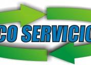 Servicio de consultoría ambiental