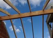 Construccion ,diseño y reparacion de techos de madera