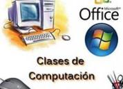 Clases particulares de computacion,tablet,y/o celulares