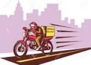 Mensajeria en moto laferrere