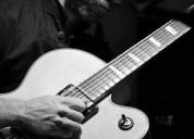 """Clases de guitarra a """"domicilio"""". belgrano, nuñes, palermo, villa urquiza, colegiales, or"""