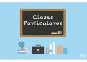 Profesor clases particulares abogado abogacia