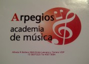Academia musical arpegios clases de musica talleres