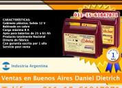 Testeo y medicion > probador de baterías - electronicos
