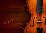 Profesora cuerdas integrante orquesta sinfónica