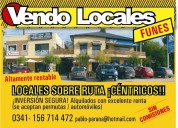 Local y oficina ,dueÑo: vendo , financio...centro funes !!