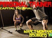 personal trainer capital federal