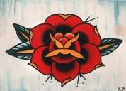 Busco ser asistente voluntario de tatuador avanzado