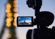 Soluciones audiovisuales para empresas. spots publicitarios. lanzamientos de productos