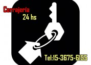 Cerrajeria en merlo (15-36756155) llaves codificadas