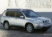 Nissan xtrail 4x4 dueÑo: fonancio, unica con 83milkm reales .! impecable