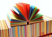 Venta al por mayor y directa de libros e insumos escolares