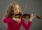 Clases de violin y chello para chicos escuela de cuerdas infantil