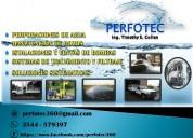 Perfotec perforaciones de agua