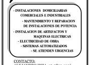 Electricistas - automatismos