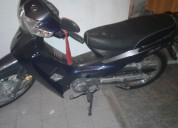 Vendo moto zanella due 110
