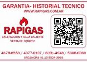 Service de caldera baxi zona escobar 1155243969 especialista