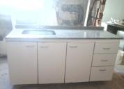 Muebles cocina precio negociable. se venden por separado