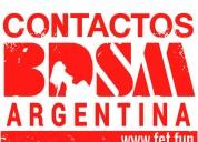 Comunidad bdsm en córdoba argentina