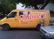 Fletes y mudanzas el quilmeÑo!