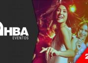 Disc jockey - sonido - iluminaciÓn - fiestas y corporativos. capital y zona norte - dj