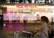 Clases de canto en ezeiza/almagro, mqz art studio
