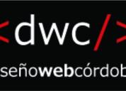 Diseño web córdoba, diseño de páginas web, marketing digital