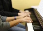 Teclados piano clases de musica