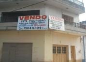 Casa 2 plantas esquina c/ local comercial - 600 m2 cubiertos - lavalle 3.301- apto credito
