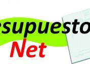 Presupuesto net - directorio de empresas