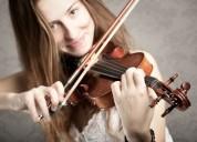 Clases de violin filosofía suzuki esc clasica